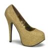 TEEZE-31G Gold Glitter